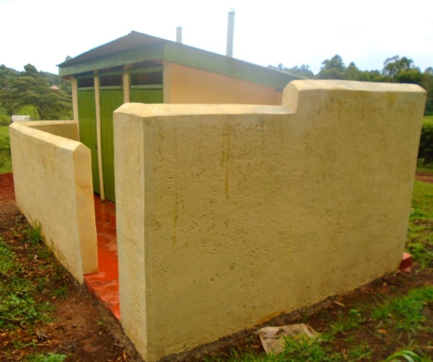 Boitangare Primary Ablution block